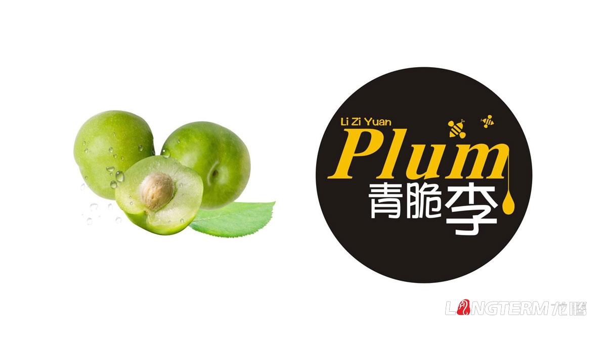 《清脆李》李子包装设计|四川成都水果彩印彩箱包装盒设计公司