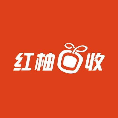 品牌亿博国际app下载-红柚回收品牌视觉形象亿博国际app下载_生态回收企业LOGO标志亿博国际app下载