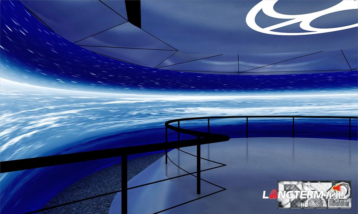 硅宝集团科技展厅亿博国际app下载_成都硅宝科技股份有限公司企业实力综合展示厅