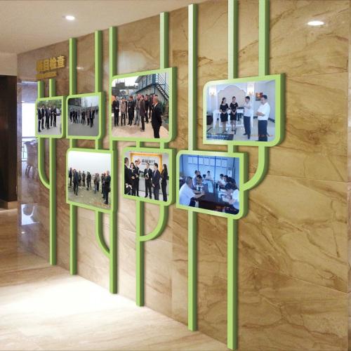 企业文化-德昆集团文化墙亿博国际app下载_房地产公司企业文化上墙及文化建设
