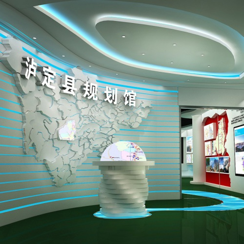 主题展馆-泸定县乡村城镇规划馆亿博国际app下载