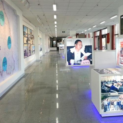 主题展馆-四川水利职业技术学院成果展厅亿博国际app下载