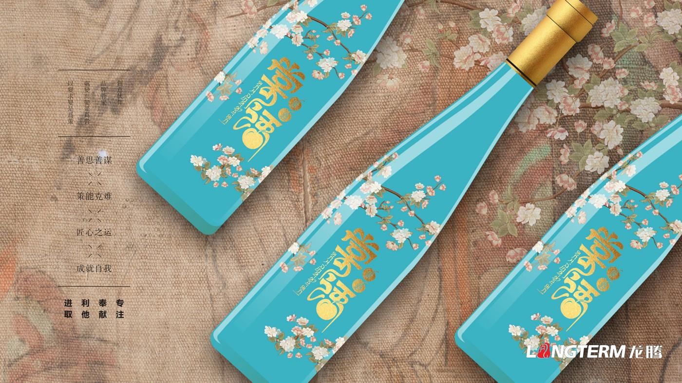 棠语果酒LOGO及包装亿博国际app下载
