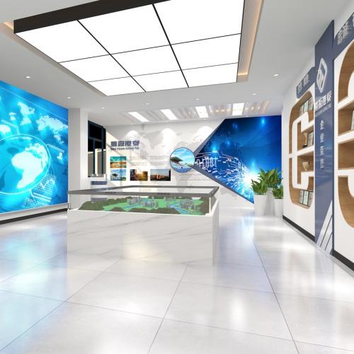 企业展厅-成都蜀源港泰新型建材有限公司企业荣誉展示厅亿博国际app下载