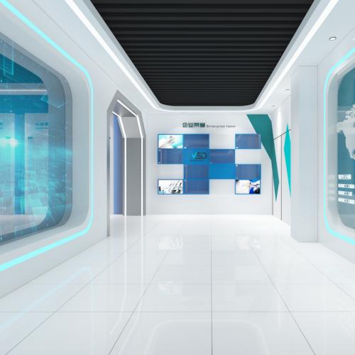 企业展厅-四川维思达医疗器械有限公司文化展示厅亿博国际app下载