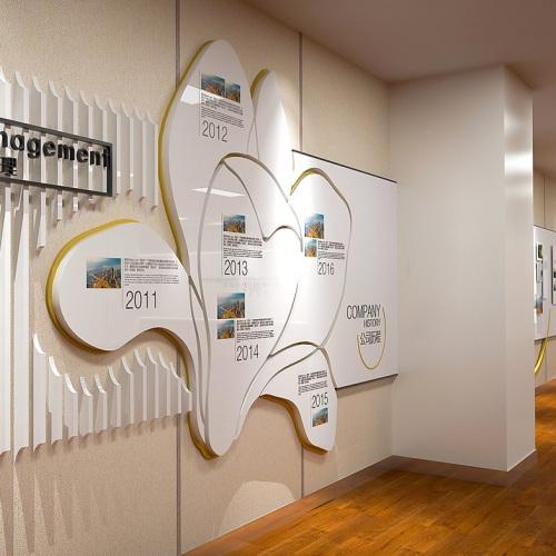 企业文化-太平洋保险金玉兰财富管理分部企业文化墙策划亿博国际app下载