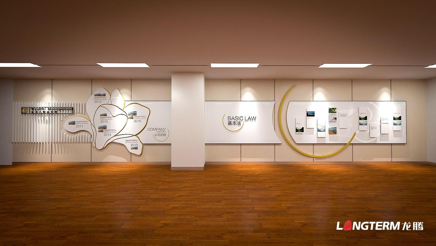 太平洋保险金玉兰财富管理分部企业文化墙策划亿博国际app下载